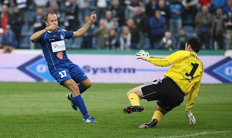 Ruch Chorzów 1-0 Legia Warszawa - fot. Piotr Galas (zdjęcie 19 z 45)