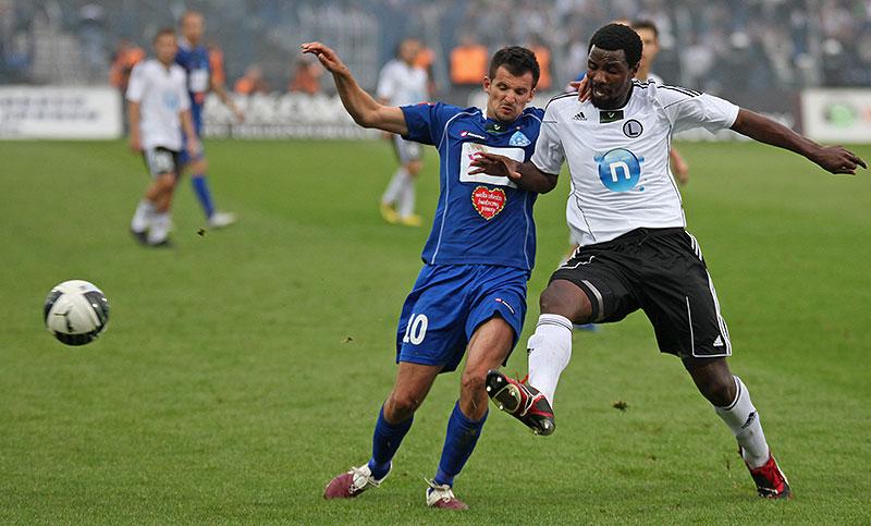 Ruch Chorzów 1-0 Legia Warszawa - fot. Piotr Galas (zdjęcie 20 z 45)