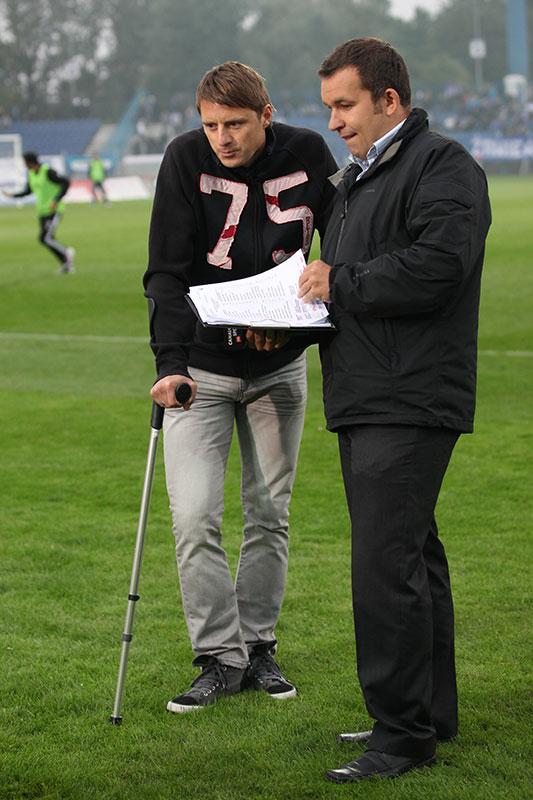Ruch Chorzów 1-0 Legia Warszawa - fot. Piotr Galas (zdjęcie 22 z 45)