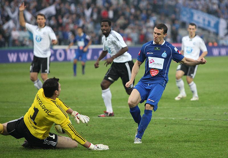 Ruch Chorzów 1-0 Legia Warszawa - fot. Piotr Galas (zdjęcie 23 z 45)