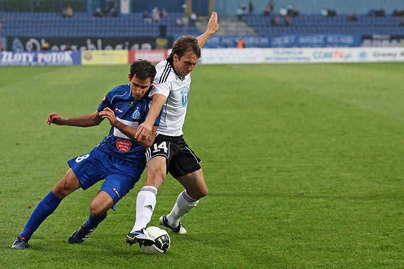 Ruch Chorzów 1-0 Legia Warszawa - fot. Piotr Galas (zdjęcie 25 z 45)