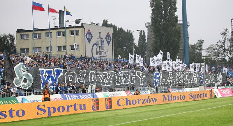 Ruch Chorzów 1-0 Legia Warszawa - fot. Piotr Galas (zdjęcie 26 z 45)