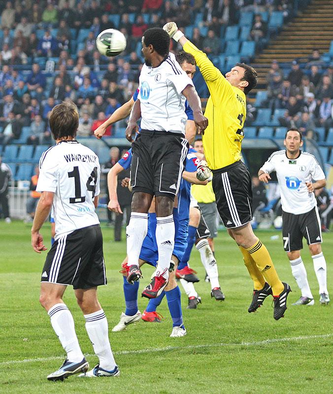 Ruch Chorzów 1-0 Legia Warszawa - fot. Piotr Galas (zdjęcie 27 z 45)