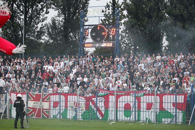 Ruch Chorzów 1-0 Legia Warszawa - fot. Piotr Galas (zdjęcie 29 z 45)