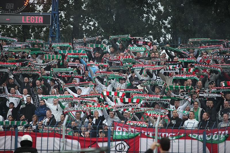 Ruch Chorzów 1-0 Legia Warszawa - fot. Piotr Galas (zdjęcie 30 z 45)