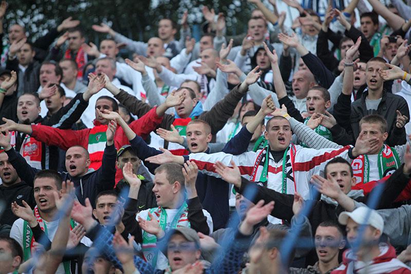 Ruch Chorzów 1-0 Legia Warszawa - fot. Piotr Galas (zdjęcie 32 z 45)