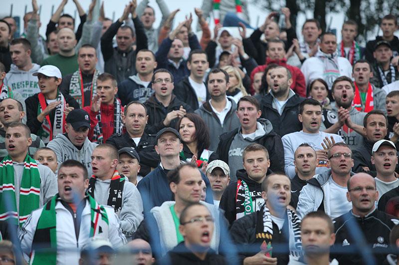 Ruch Chorzów 1-0 Legia Warszawa - fot. Piotr Galas (zdjęcie 33 z 45)