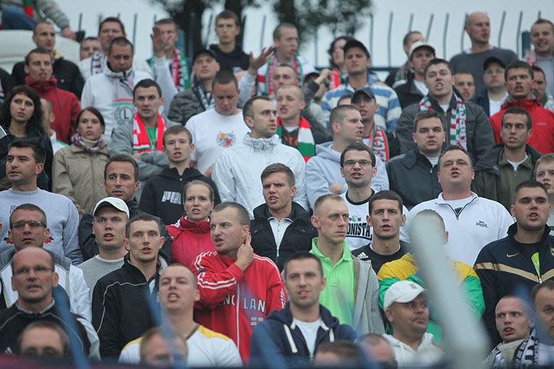 Ruch Chorzów 1-0 Legia Warszawa - fot. Piotr Galas (zdjęcie 34 z 45)