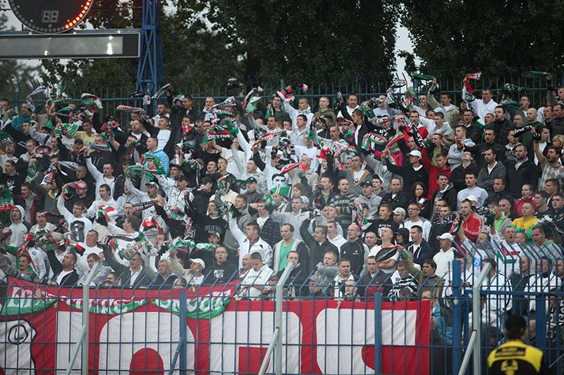 Ruch Chorzów 1-0 Legia Warszawa - fot. Piotr Galas (zdjęcie 35 z 45)