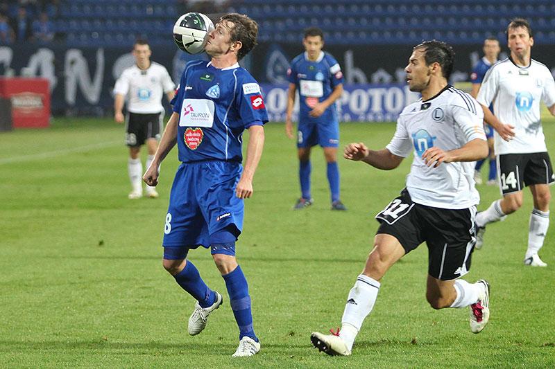 Ruch Chorzów 1-0 Legia Warszawa - fot. Piotr Galas (zdjęcie 37 z 45)