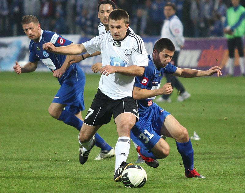 Ruch Chorzów 1-0 Legia Warszawa - fot. Piotr Galas (zdjęcie 38 z 45)