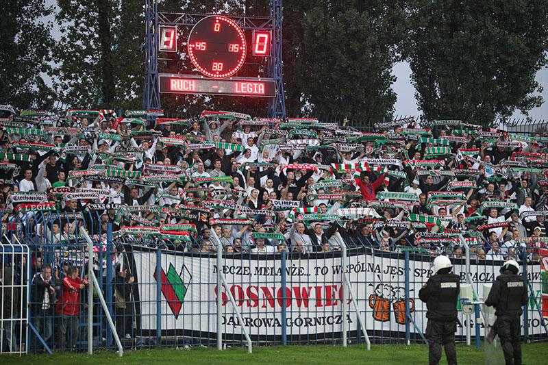 Ruch Chorzów 1-0 Legia Warszawa - fot. Piotr Galas (zdjęcie 39 z 45)