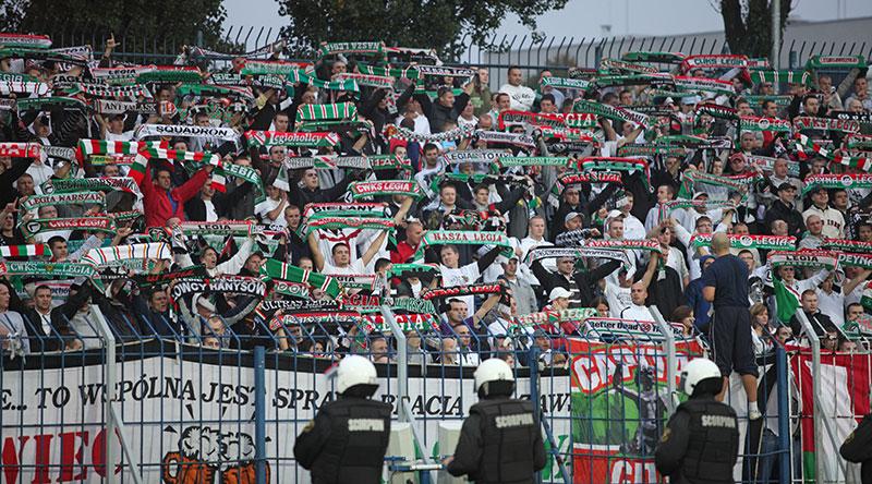 Ruch Chorzów 1-0 Legia Warszawa - fot. Piotr Galas (zdjęcie 41 z 45)