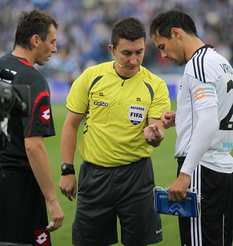 Ruch Chorzów 1-0 Legia Warszawa - fot. Piotr Galas (zdjęcie 9 z 45)