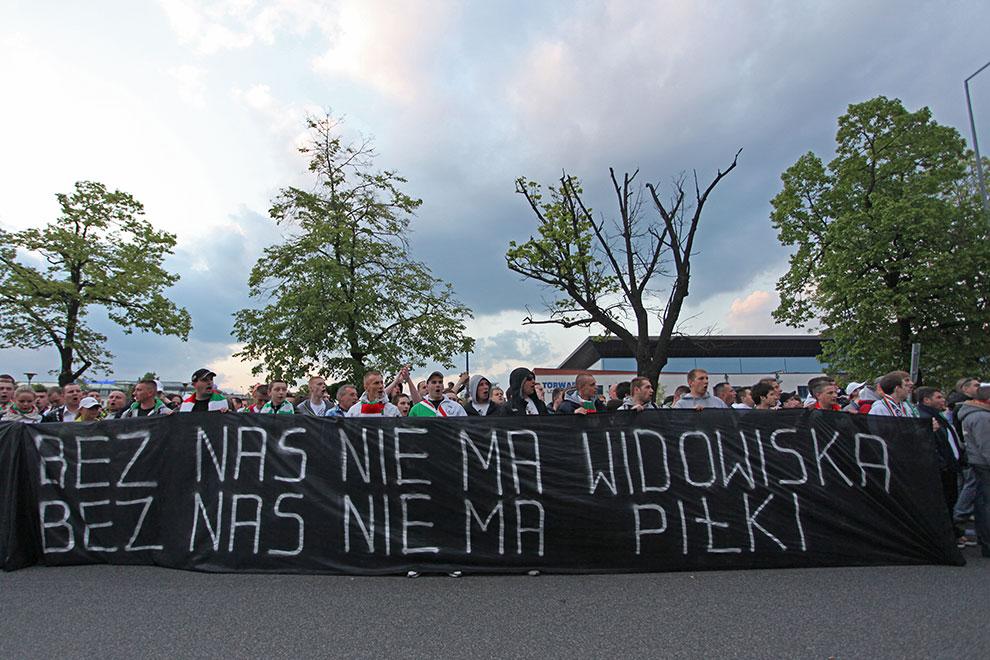 Legia Warszawa 3-1 Korona Kielce - fot. Piotr Galas (zdjęcie 1 z 70)