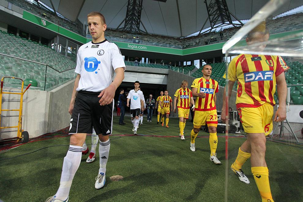 Legia Warszawa 3-1 Korona Kielce - fot. Piotr Galas (zdjęcie 10 z 70)