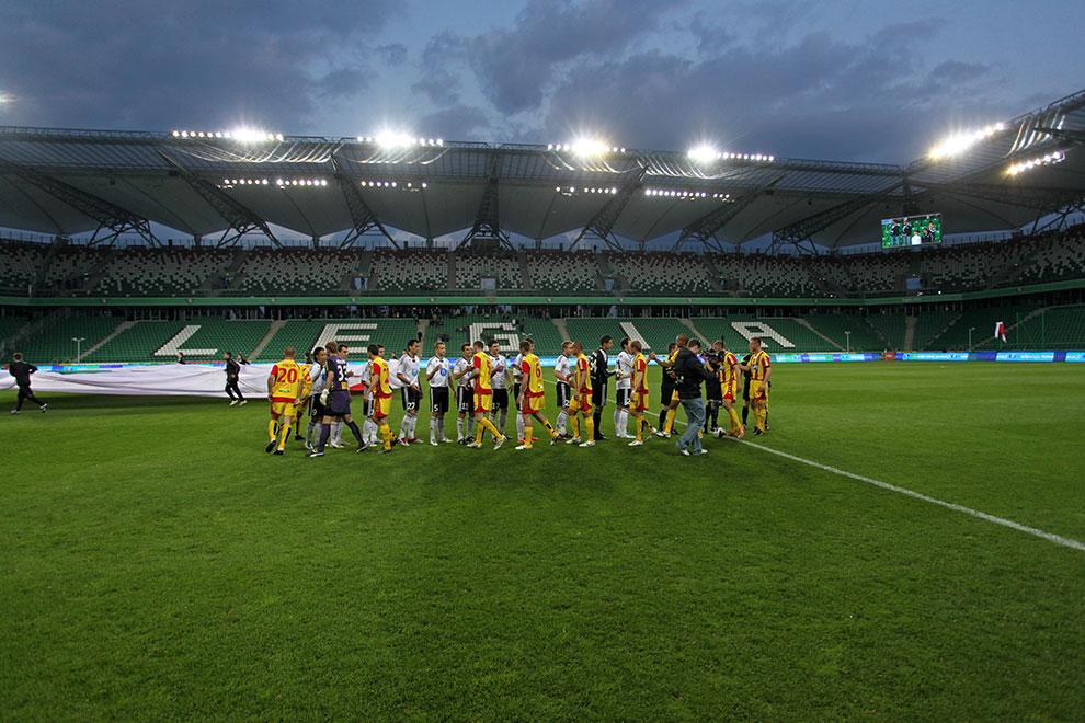Legia Warszawa 3-1 Korona Kielce - fot. Piotr Galas (zdjęcie 11 z 70)