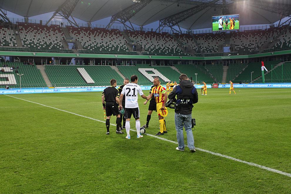 Legia Warszawa 3-1 Korona Kielce - fot. Piotr Galas (zdjęcie 12 z 70)
