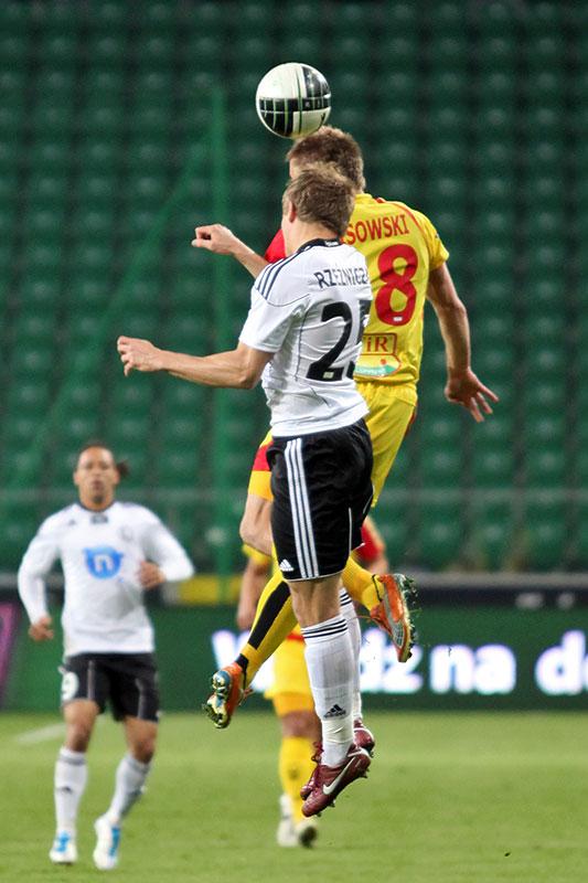 Legia Warszawa 3-1 Korona Kielce - fot. Piotr Galas (zdjęcie 13 z 70)