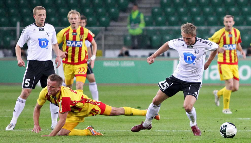 Legia Warszawa 3-1 Korona Kielce - fot. Piotr Galas (zdjęcie 14 z 70)