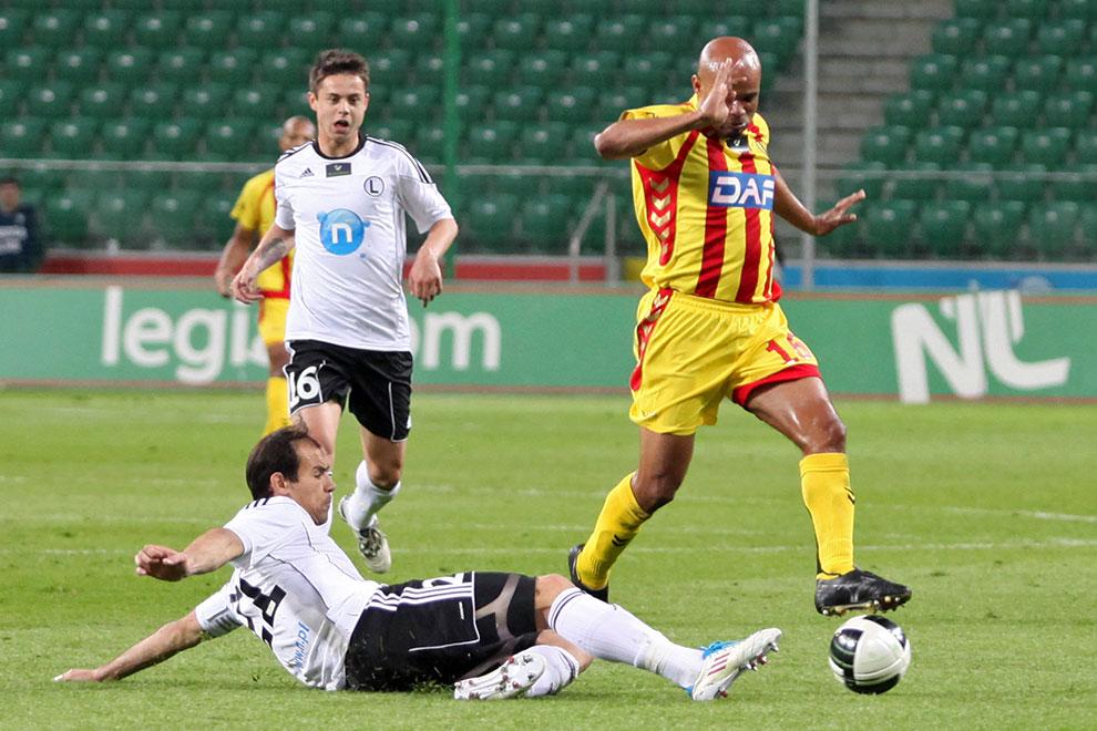 Legia Warszawa 3-1 Korona Kielce - fot. Piotr Galas (zdjęcie 15 z 70)