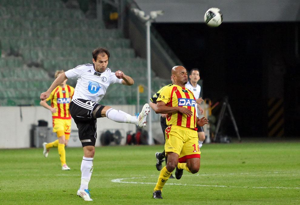Legia Warszawa 3-1 Korona Kielce - fot. Piotr Galas (zdjęcie 16 z 70)