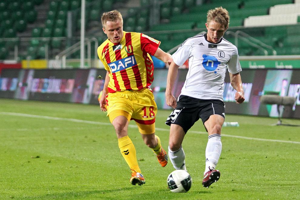 Legia Warszawa 3-1 Korona Kielce - fot. Piotr Galas (zdjęcie 18 z 70)