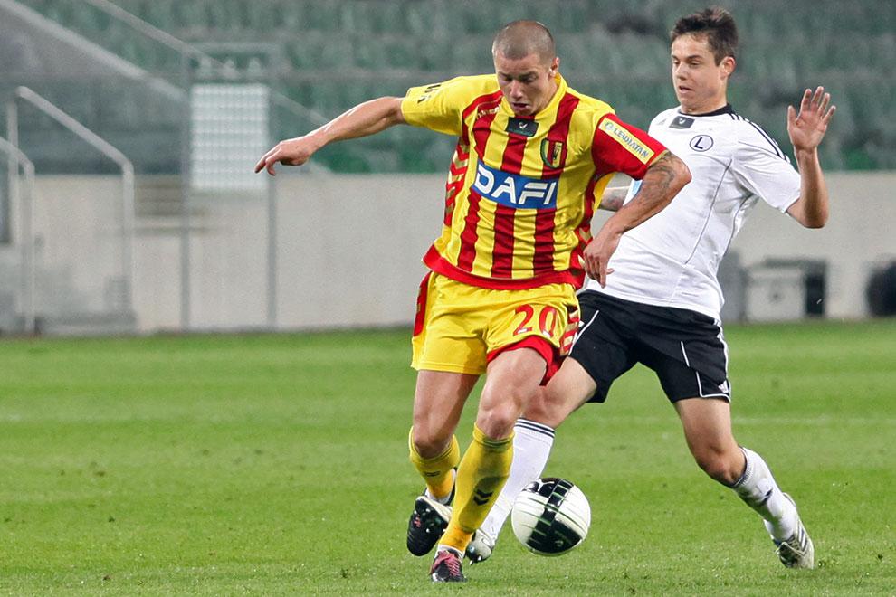 Legia Warszawa 3-1 Korona Kielce - fot. Piotr Galas (zdjęcie 19 z 70)