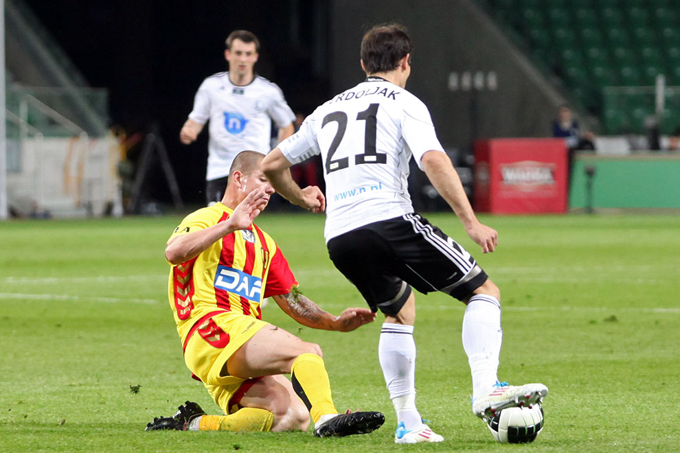 Legia Warszawa 3-1 Korona Kielce - fot. Piotr Galas (zdjęcie 20 z 70)