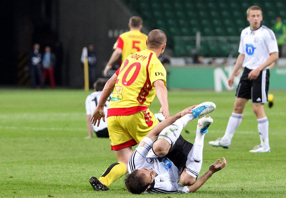 Legia Warszawa 3-1 Korona Kielce - fot. Piotr Galas (zdjęcie 21 z 70)