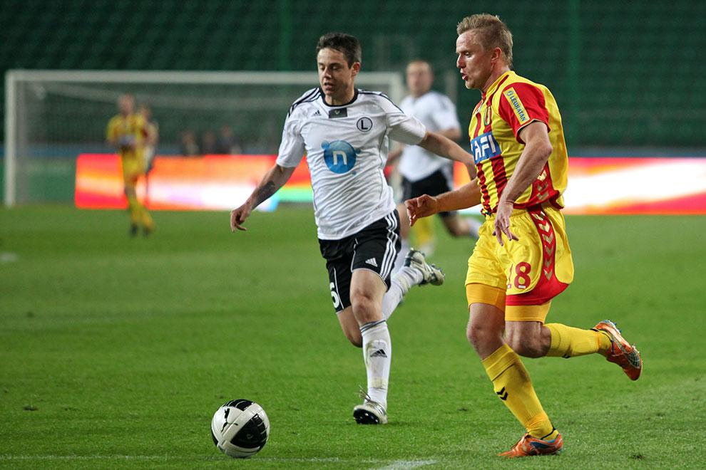 Legia Warszawa 3-1 Korona Kielce - fot. Piotr Galas (zdjęcie 22 z 70)
