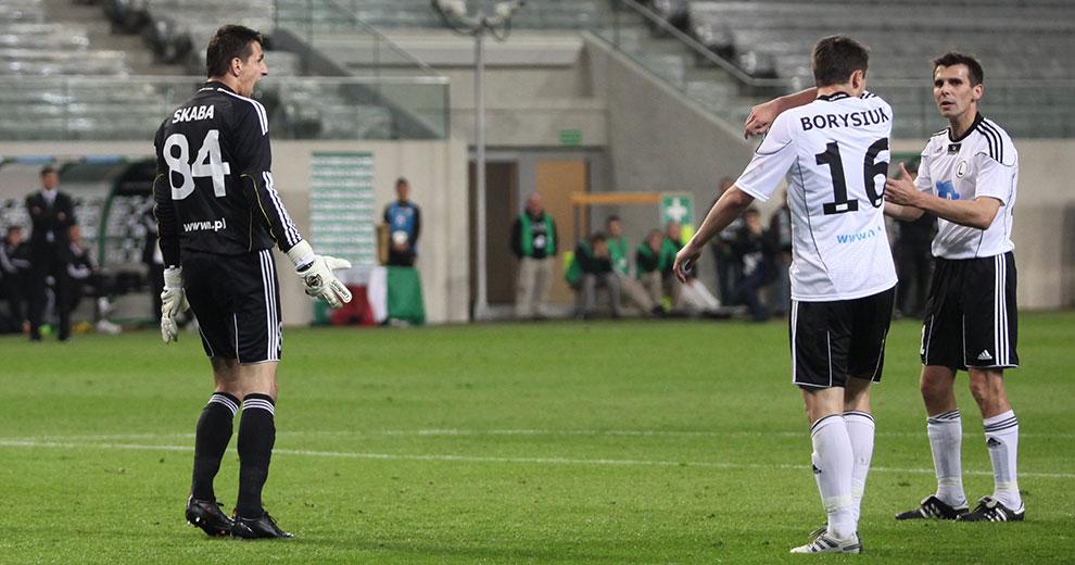 Legia Warszawa 3-1 Korona Kielce - fot. Piotr Galas (zdjęcie 23 z 70)