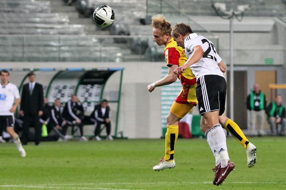 Legia Warszawa 3-1 Korona Kielce - fot. Piotr Galas (zdjęcie 25 z 70)