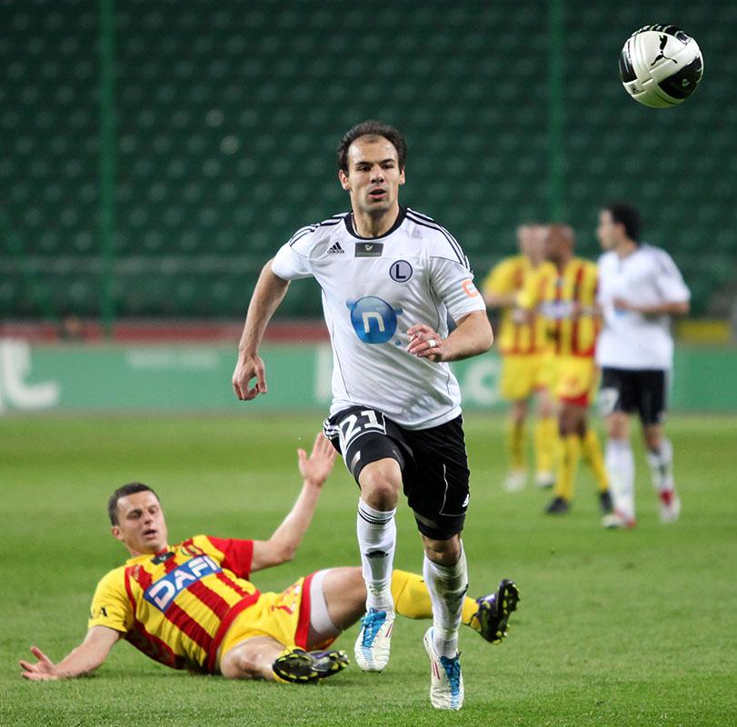 Legia Warszawa 3-1 Korona Kielce - fot. Piotr Galas (zdjęcie 26 z 70)