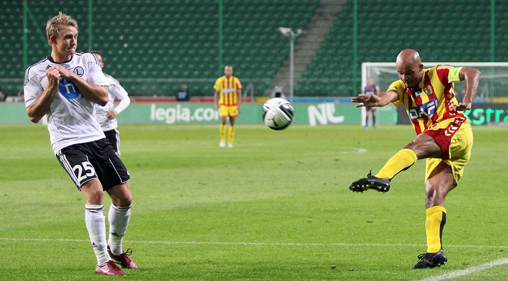 Legia Warszawa 3-1 Korona Kielce - fot. Piotr Galas (zdjęcie 27 z 70)