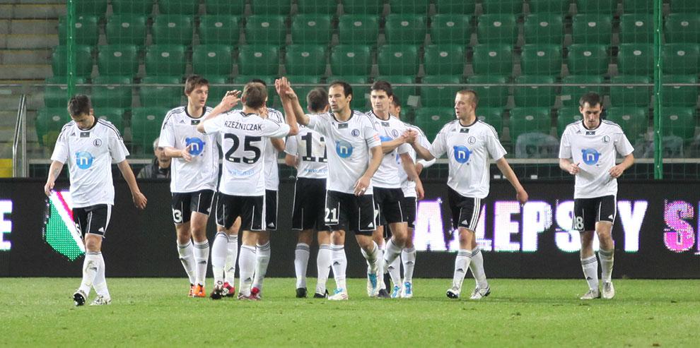 Legia Warszawa 3-1 Korona Kielce - fot. Piotr Galas (zdjęcie 29 z 70)