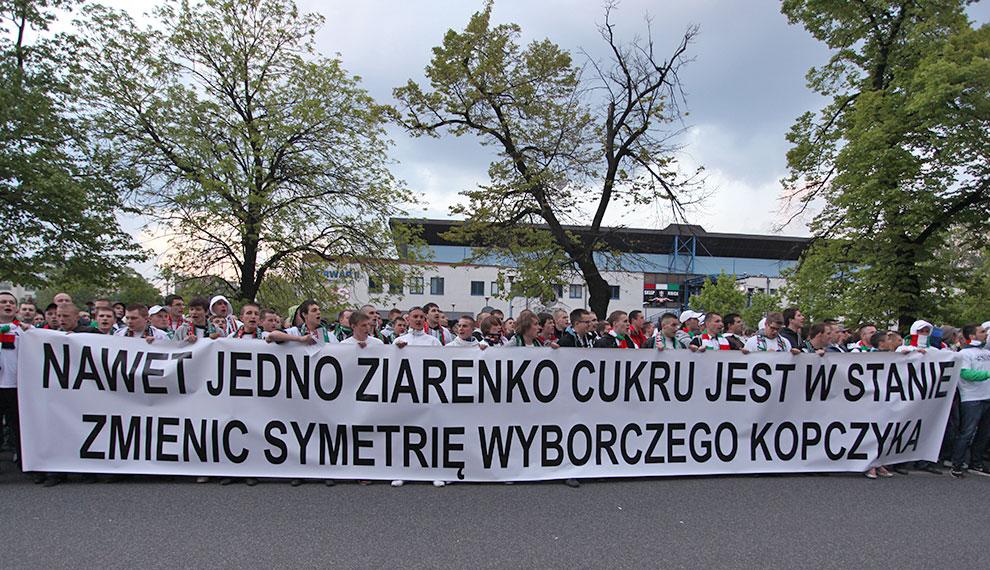 Legia Warszawa 3-1 Korona Kielce - fot. Piotr Galas (zdjęcie 3 z 70)