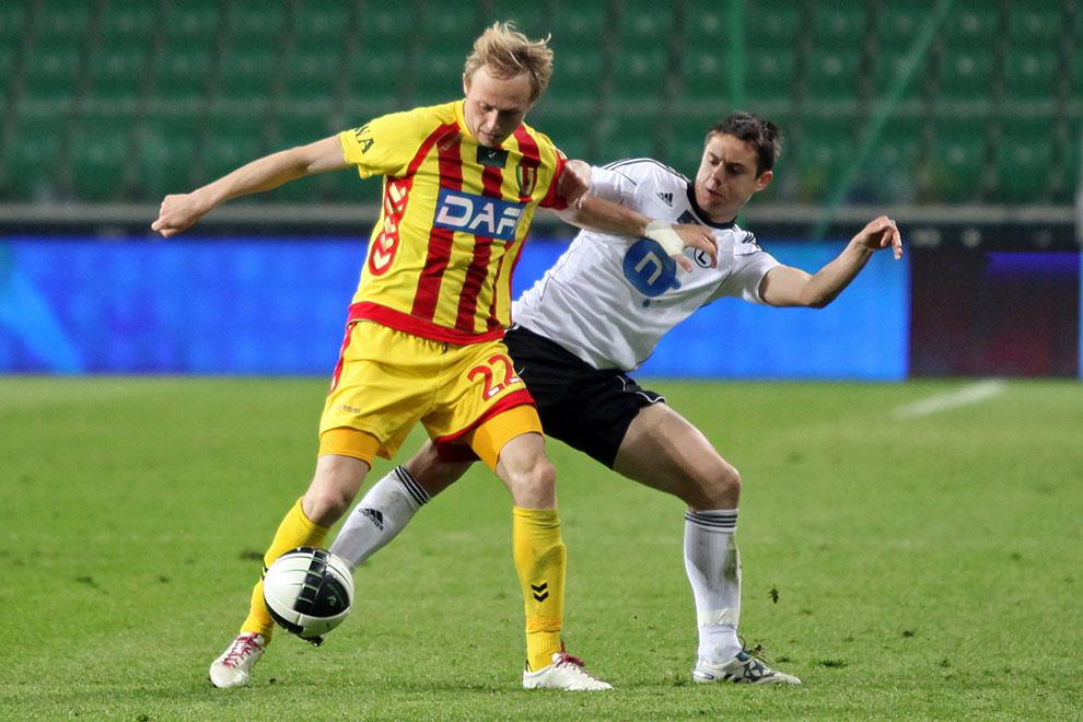 Legia Warszawa 3-1 Korona Kielce - fot. Piotr Galas (zdjęcie 34 z 70)