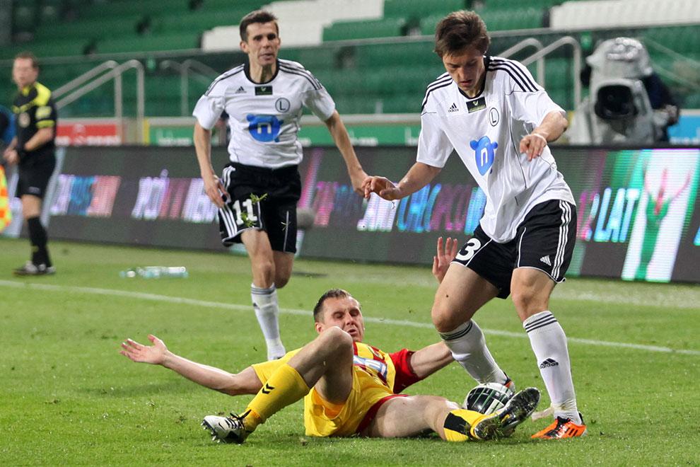Legia Warszawa 3-1 Korona Kielce - fot. Piotr Galas (zdjęcie 35 z 70)