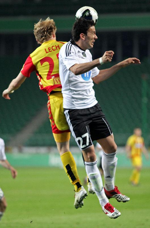 Legia Warszawa 3-1 Korona Kielce - fot. Piotr Galas (zdjęcie 36 z 70)