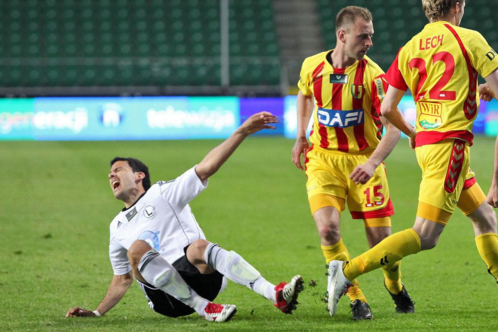 Legia Warszawa 3-1 Korona Kielce - fot. Piotr Galas (zdjęcie 37 z 70)