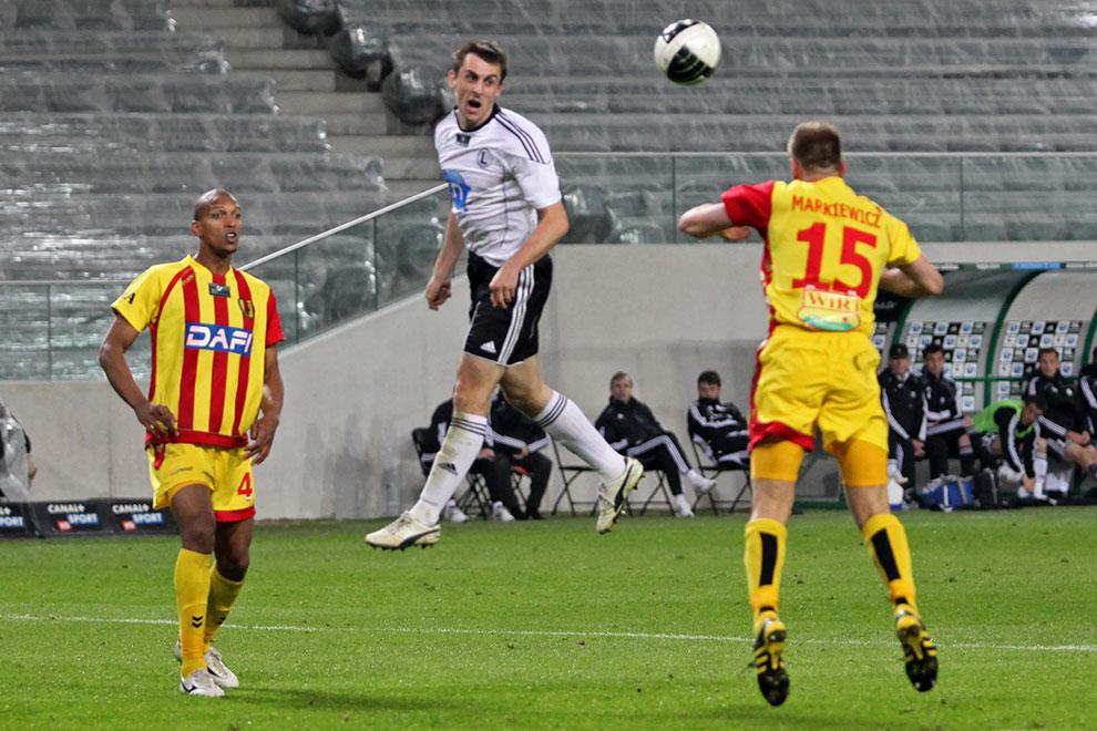Legia Warszawa 3-1 Korona Kielce - fot. Piotr Galas (zdjęcie 40 z 70)