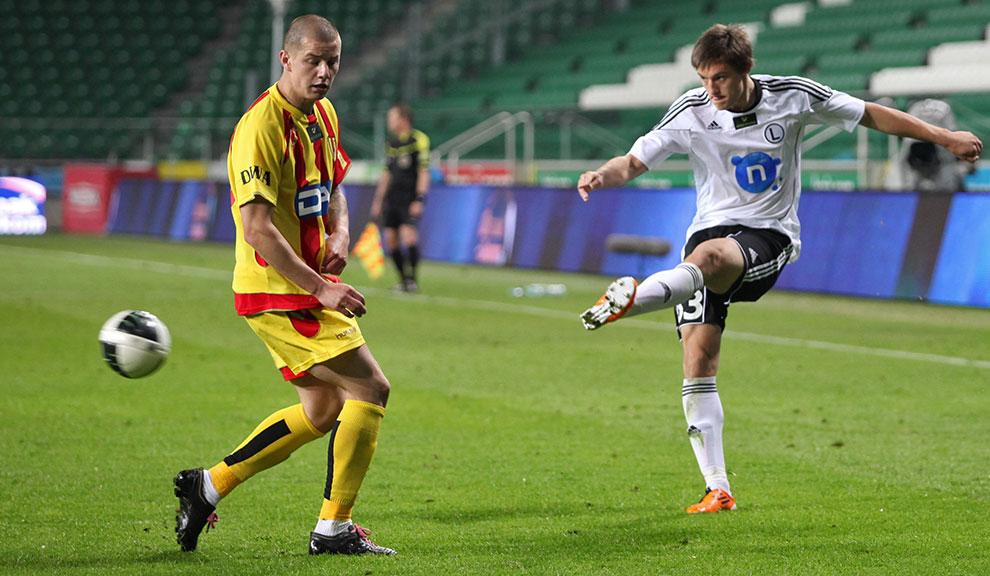 Legia Warszawa 3-1 Korona Kielce - fot. Piotr Galas (zdjęcie 42 z 70)