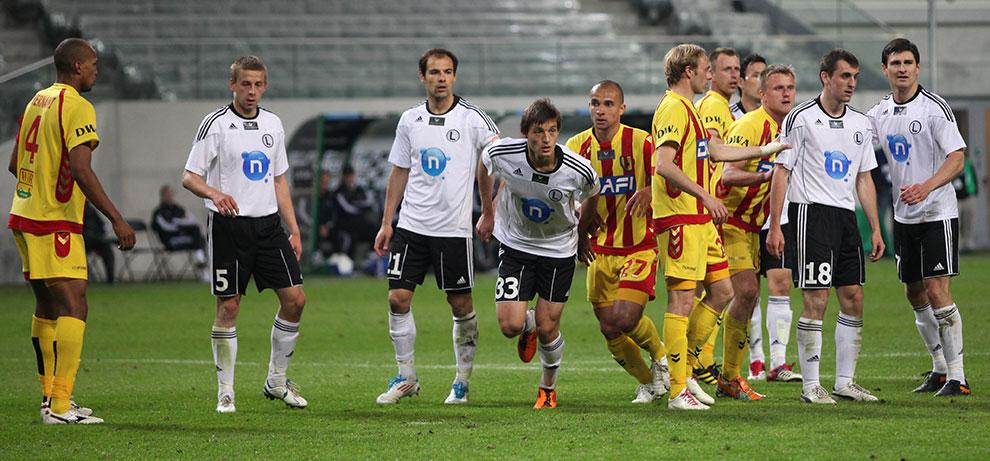 Legia Warszawa 3-1 Korona Kielce - fot. Piotr Galas (zdjęcie 45 z 70)