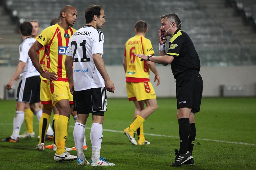 Legia Warszawa 3-1 Korona Kielce - fot. Piotr Galas (zdjęcie 47 z 70)
