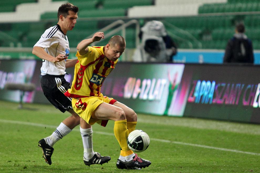 Legia Warszawa 3-1 Korona Kielce - fot. Piotr Galas (zdjęcie 48 z 70)