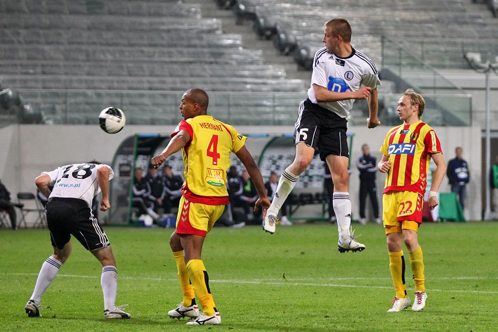 Legia Warszawa 3-1 Korona Kielce - fot. Piotr Galas (zdjęcie 50 z 70)