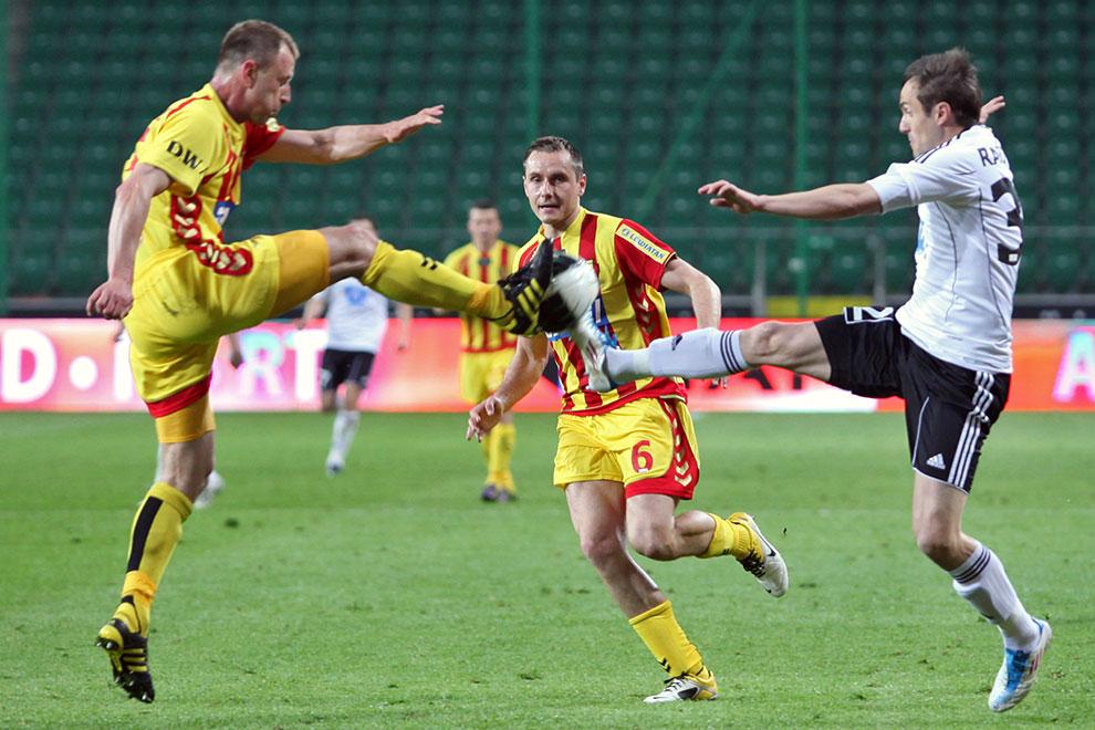 Legia Warszawa 3-1 Korona Kielce - fot. Piotr Galas (zdjęcie 52 z 70)
