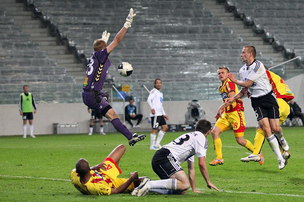 Legia Warszawa 3-1 Korona Kielce - fot. Piotr Galas (zdjęcie 53 z 70)