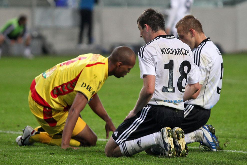 Legia Warszawa 3-1 Korona Kielce - fot. Piotr Galas (zdjęcie 54 z 70)
